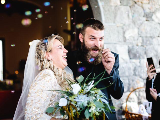 Il matrimonio di Boris e Giulia a Forgaria nel Friuli, Udine 619
