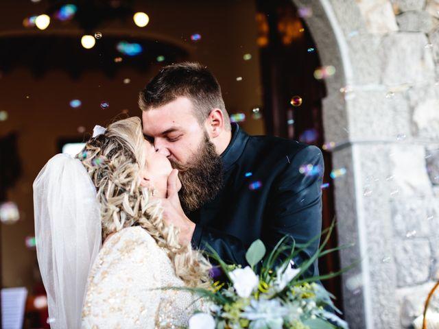 Il matrimonio di Boris e Giulia a Forgaria nel Friuli, Udine 620