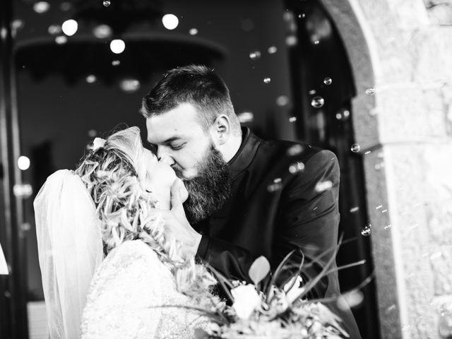 Il matrimonio di Boris e Giulia a Forgaria nel Friuli, Udine 621