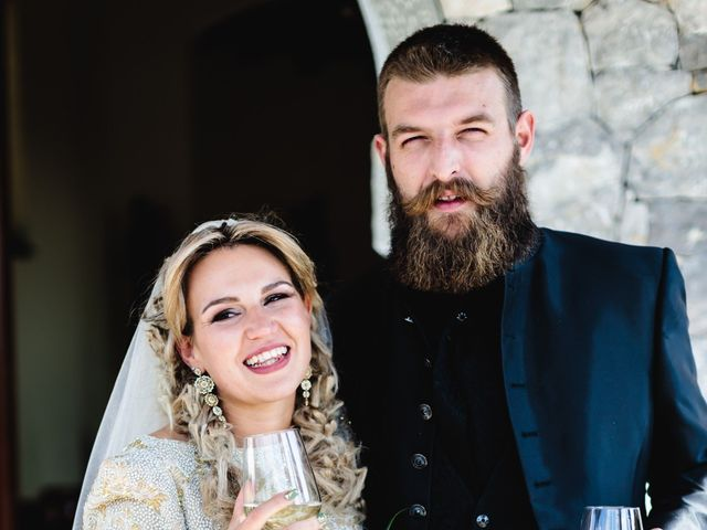 Il matrimonio di Boris e Giulia a Forgaria nel Friuli, Udine 627