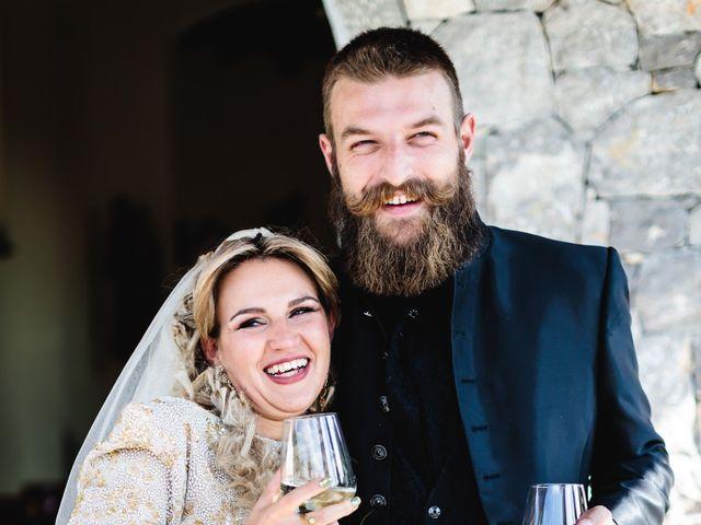 Il matrimonio di Boris e Giulia a Forgaria nel Friuli, Udine 628
