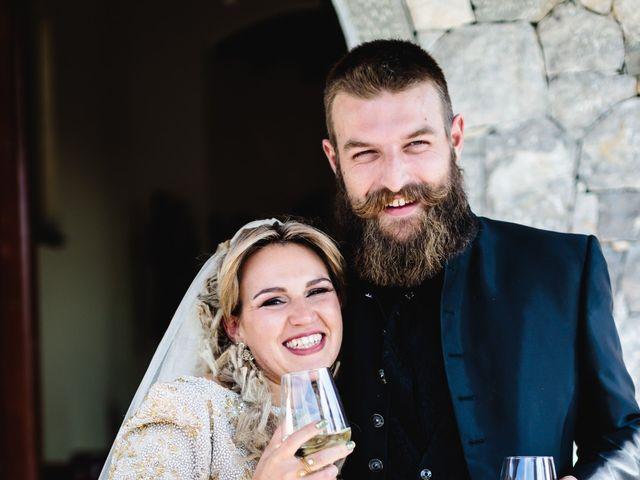 Il matrimonio di Boris e Giulia a Forgaria nel Friuli, Udine 629