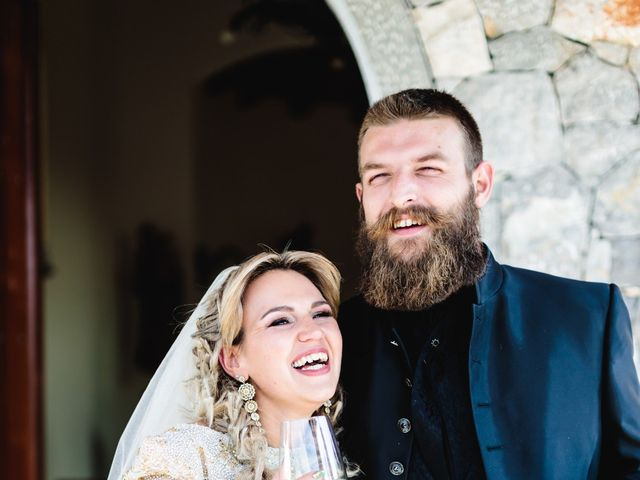 Il matrimonio di Boris e Giulia a Forgaria nel Friuli, Udine 630