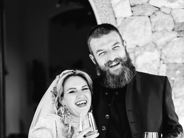 Il matrimonio di Boris e Giulia a Forgaria nel Friuli, Udine 631