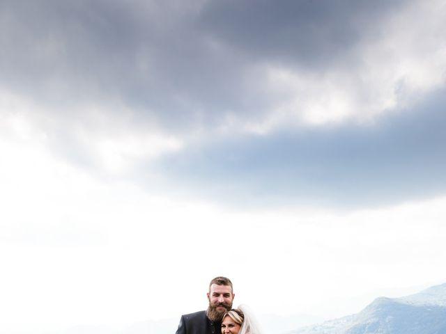 Il matrimonio di Boris e Giulia a Forgaria nel Friuli, Udine 636