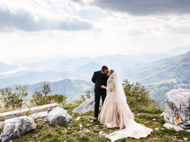 Il matrimonio di Boris e Giulia a Forgaria nel Friuli, Udine 640