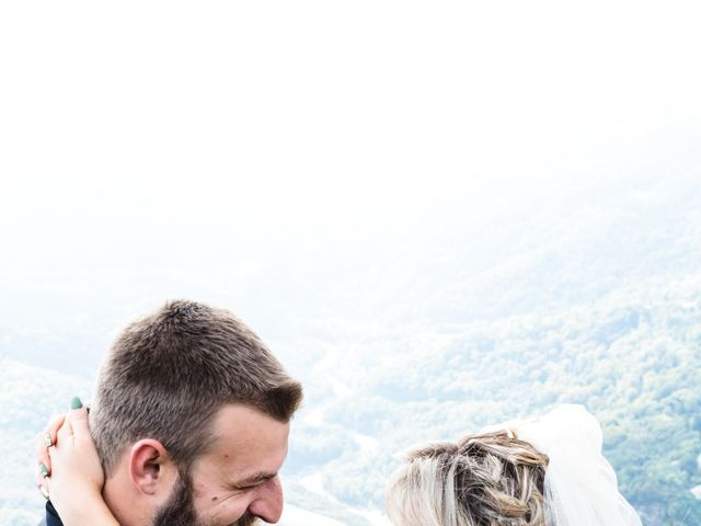 Il matrimonio di Boris e Giulia a Forgaria nel Friuli, Udine 653
