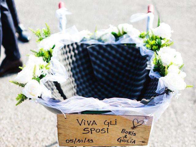 Il matrimonio di Boris e Giulia a Forgaria nel Friuli, Udine 667
