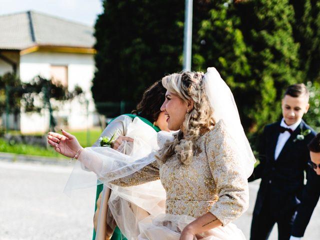 Il matrimonio di Boris e Giulia a Forgaria nel Friuli, Udine 669