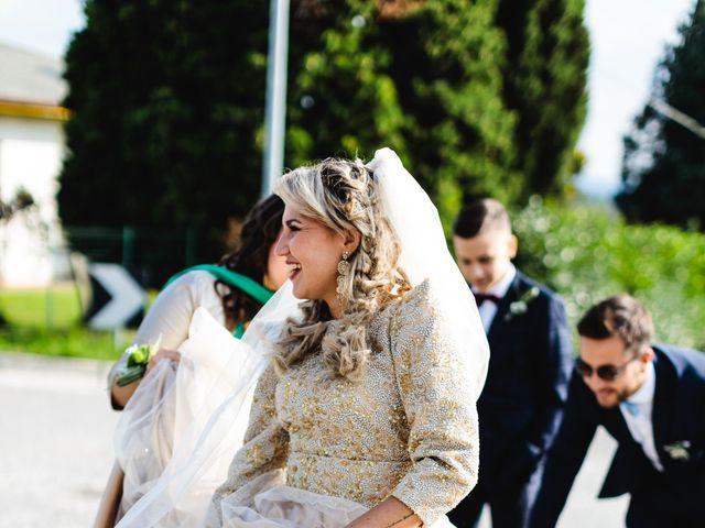 Il matrimonio di Boris e Giulia a Forgaria nel Friuli, Udine 670