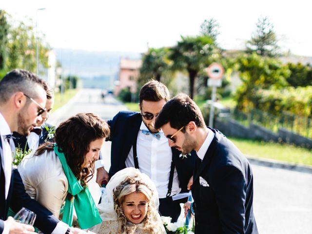 Il matrimonio di Boris e Giulia a Forgaria nel Friuli, Udine 673