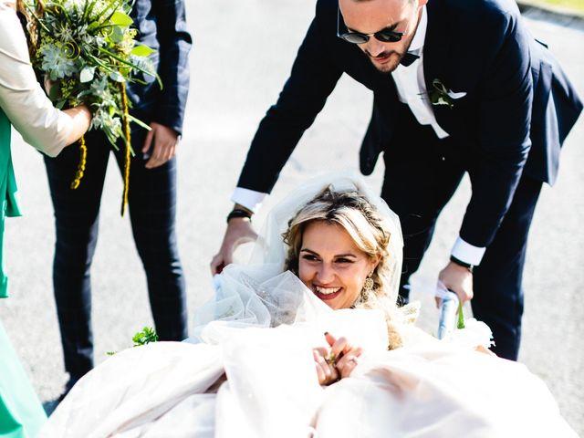Il matrimonio di Boris e Giulia a Forgaria nel Friuli, Udine 677