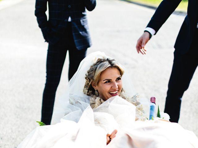 Il matrimonio di Boris e Giulia a Forgaria nel Friuli, Udine 680