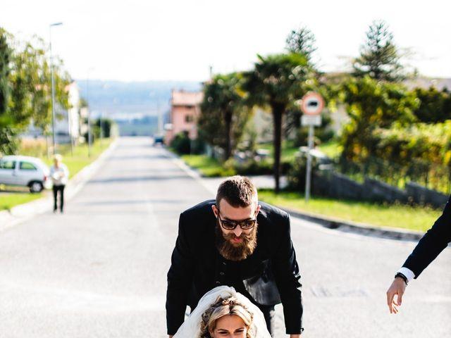 Il matrimonio di Boris e Giulia a Forgaria nel Friuli, Udine 681