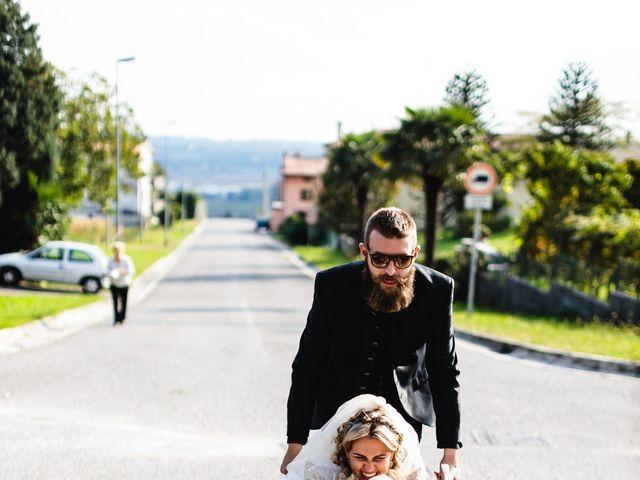 Il matrimonio di Boris e Giulia a Forgaria nel Friuli, Udine 683