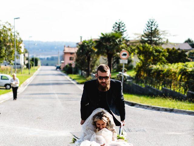 Il matrimonio di Boris e Giulia a Forgaria nel Friuli, Udine 684