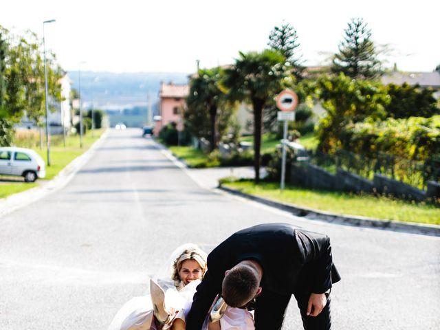 Il matrimonio di Boris e Giulia a Forgaria nel Friuli, Udine 685