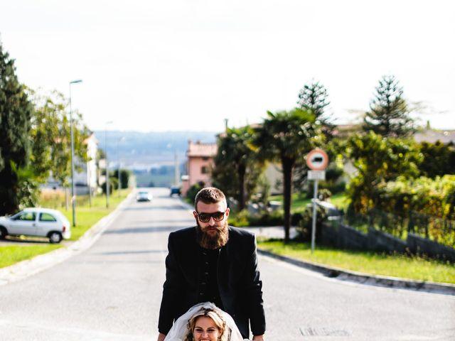 Il matrimonio di Boris e Giulia a Forgaria nel Friuli, Udine 686