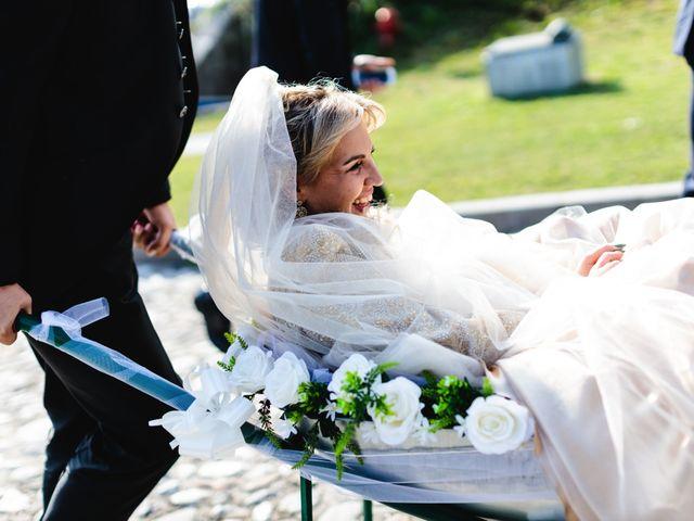 Il matrimonio di Boris e Giulia a Forgaria nel Friuli, Udine 689