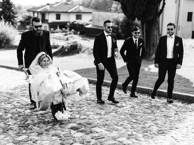 Il matrimonio di Boris e Giulia a Forgaria nel Friuli, Udine 692