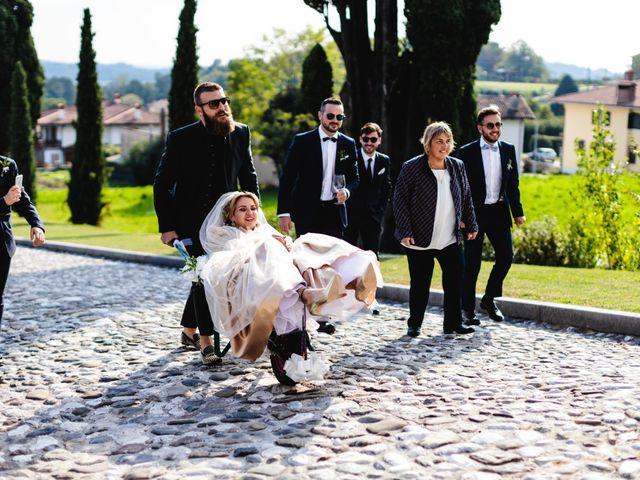 Il matrimonio di Boris e Giulia a Forgaria nel Friuli, Udine 694