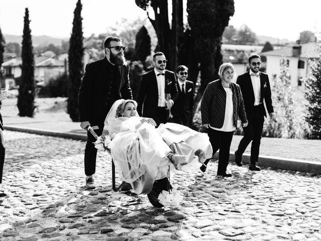 Il matrimonio di Boris e Giulia a Forgaria nel Friuli, Udine 695