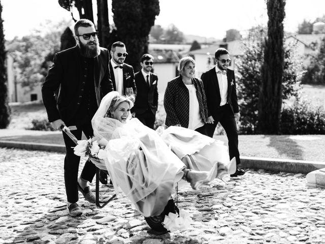 Il matrimonio di Boris e Giulia a Forgaria nel Friuli, Udine 697