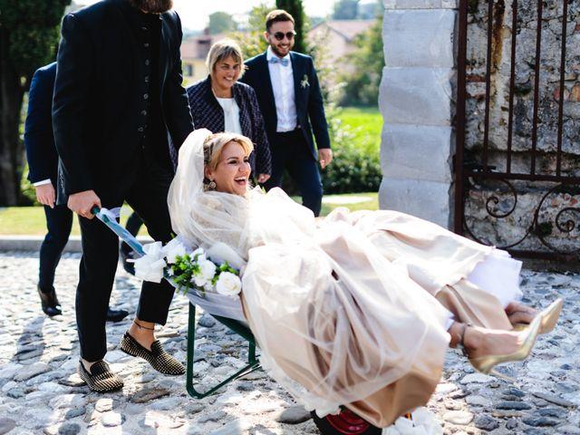 Il matrimonio di Boris e Giulia a Forgaria nel Friuli, Udine 698