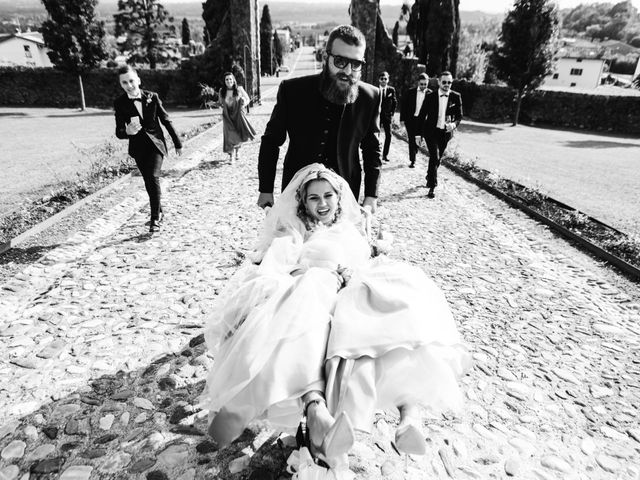 Il matrimonio di Boris e Giulia a Forgaria nel Friuli, Udine 701