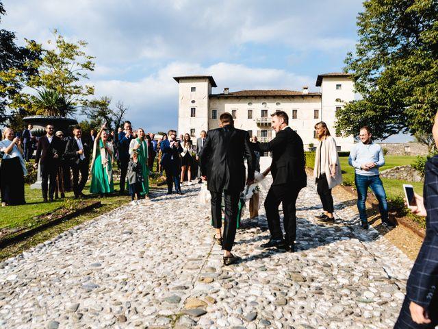 Il matrimonio di Boris e Giulia a Forgaria nel Friuli, Udine 702