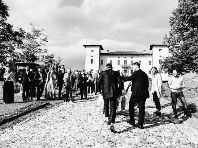 Il matrimonio di Boris e Giulia a Forgaria nel Friuli, Udine 703