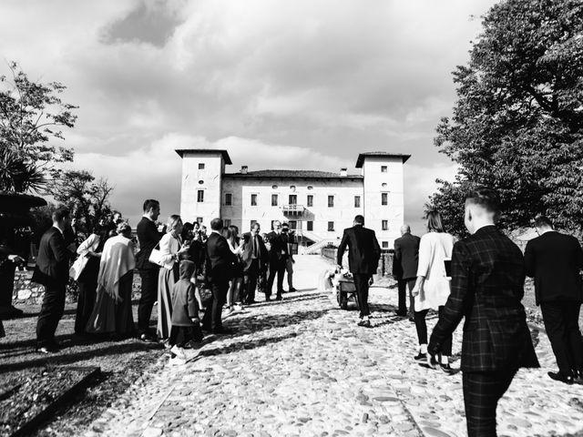 Il matrimonio di Boris e Giulia a Forgaria nel Friuli, Udine 704
