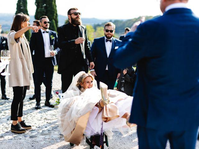 Il matrimonio di Boris e Giulia a Forgaria nel Friuli, Udine 705