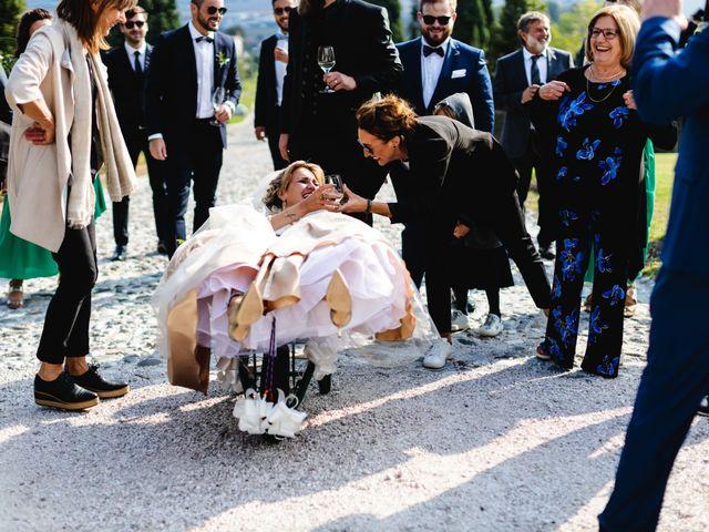 Il matrimonio di Boris e Giulia a Forgaria nel Friuli, Udine 707