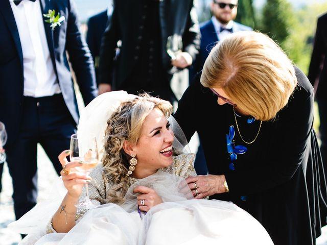 Il matrimonio di Boris e Giulia a Forgaria nel Friuli, Udine 711