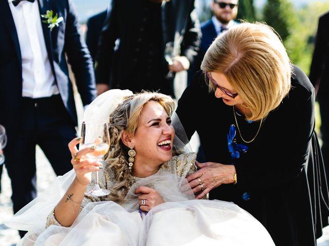 Il matrimonio di Boris e Giulia a Forgaria nel Friuli, Udine 712