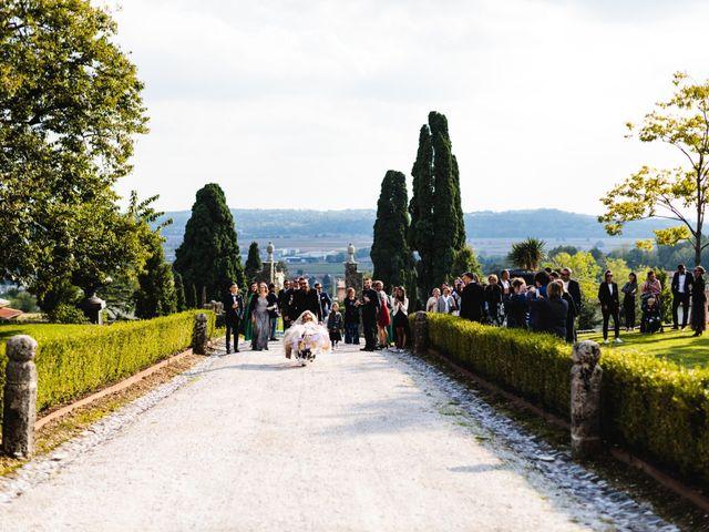 Il matrimonio di Boris e Giulia a Forgaria nel Friuli, Udine 714