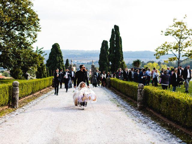 Il matrimonio di Boris e Giulia a Forgaria nel Friuli, Udine 716