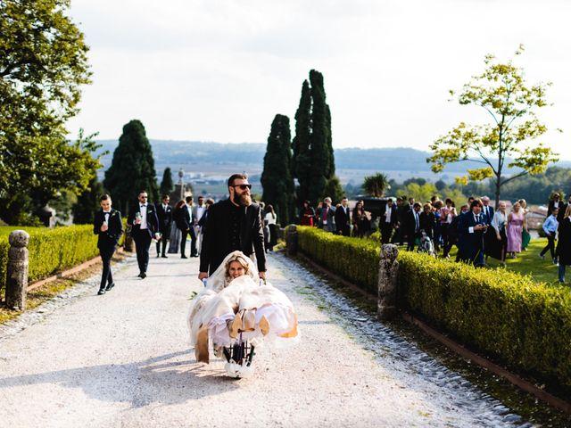 Il matrimonio di Boris e Giulia a Forgaria nel Friuli, Udine 718