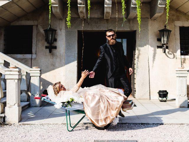 Il matrimonio di Boris e Giulia a Forgaria nel Friuli, Udine 724