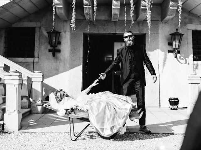 Il matrimonio di Boris e Giulia a Forgaria nel Friuli, Udine 725