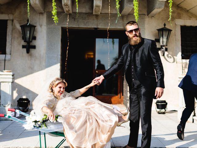 Il matrimonio di Boris e Giulia a Forgaria nel Friuli, Udine 726