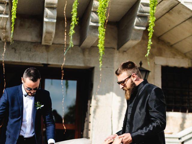 Il matrimonio di Boris e Giulia a Forgaria nel Friuli, Udine 728