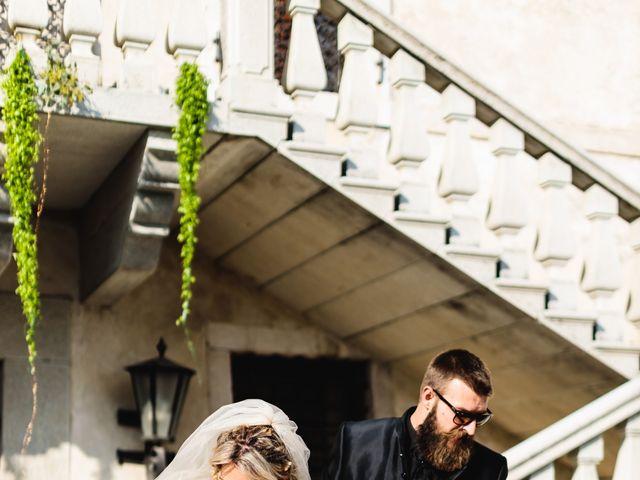 Il matrimonio di Boris e Giulia a Forgaria nel Friuli, Udine 730