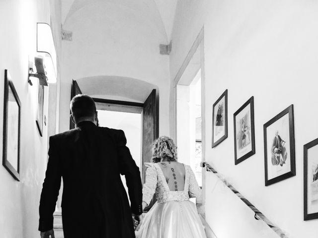 Il matrimonio di Boris e Giulia a Forgaria nel Friuli, Udine 771