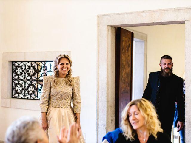 Il matrimonio di Boris e Giulia a Forgaria nel Friuli, Udine 775