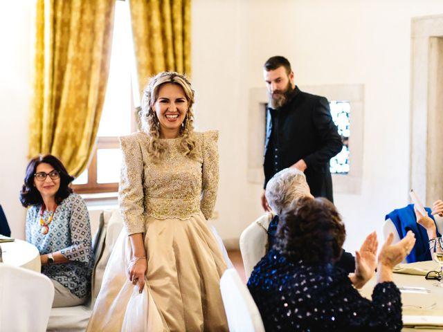 Il matrimonio di Boris e Giulia a Forgaria nel Friuli, Udine 776