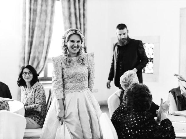 Il matrimonio di Boris e Giulia a Forgaria nel Friuli, Udine 777