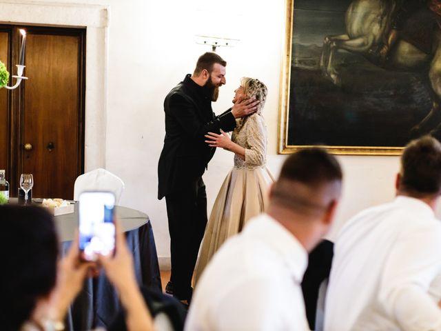 Il matrimonio di Boris e Giulia a Forgaria nel Friuli, Udine 786