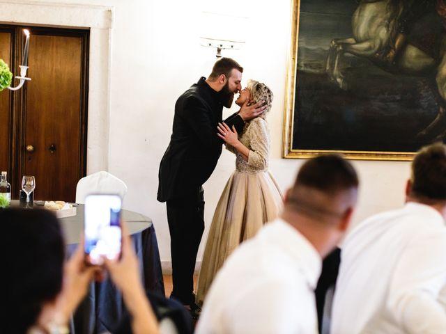 Il matrimonio di Boris e Giulia a Forgaria nel Friuli, Udine 787